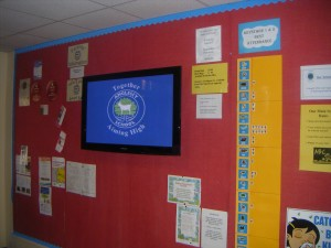 Anglesey Primary Av screen