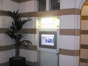 corporate outdoor projector enclosures