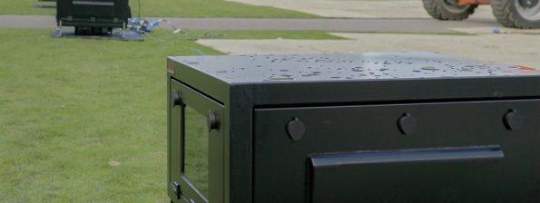 waterproof weatherproof projector enclosures