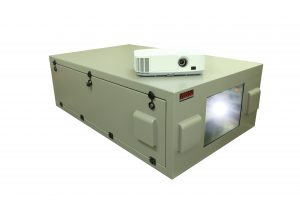 Christie Boxer outdoor projector enclosures waterproof