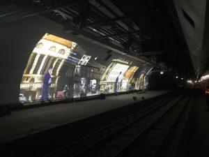 outdoor projectors in enclosures